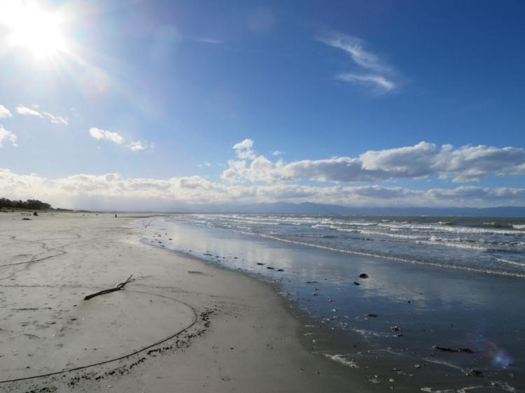 Beach of Nelson